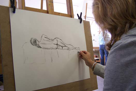 Korte cursussen Atelier Jan Naezer