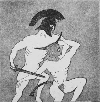 de twaalf werken van Herakles