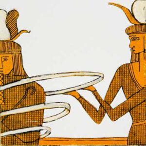 de mythe van Osiris