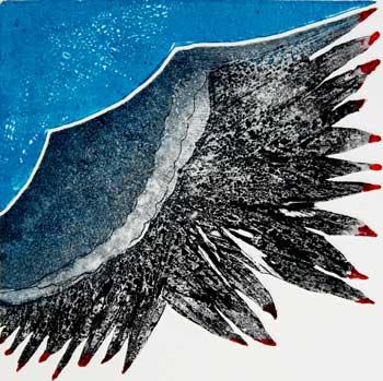 de vlucht van Icarus