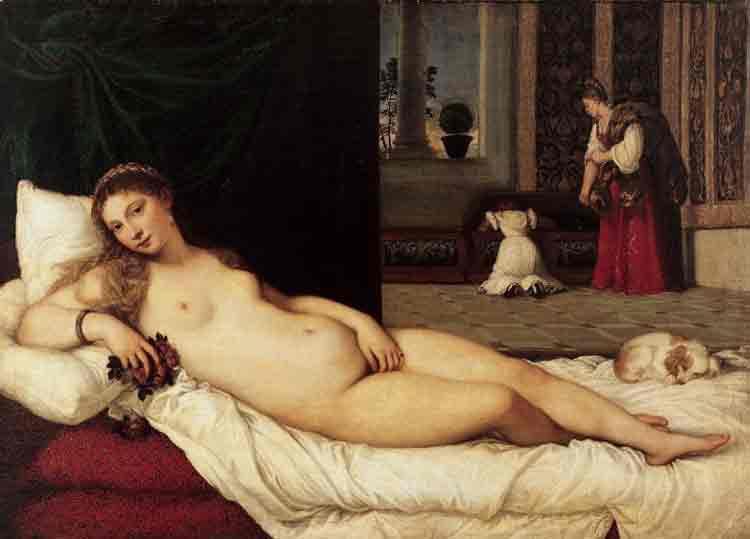Venus, Titiaan